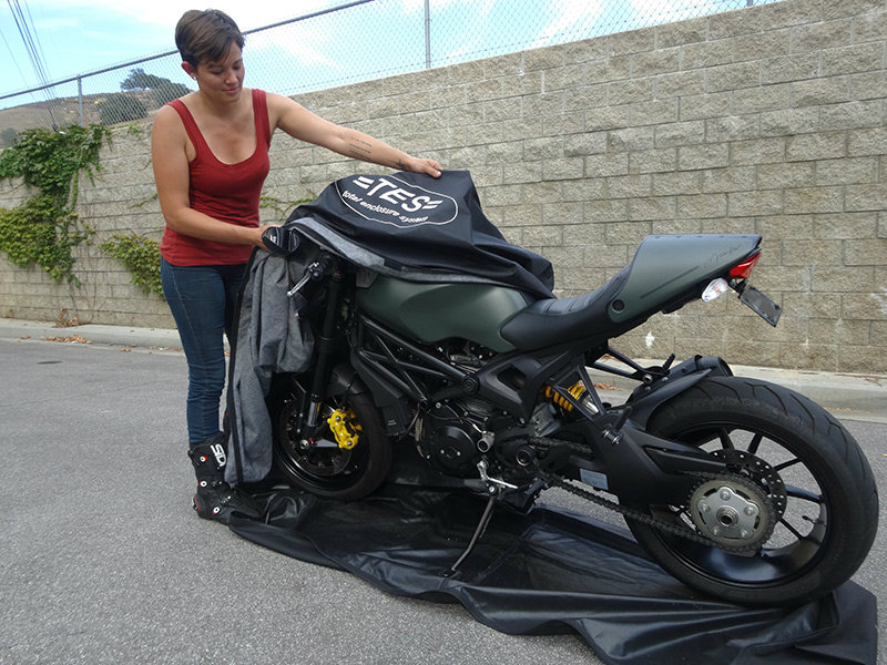 ducatti motorcycle cover