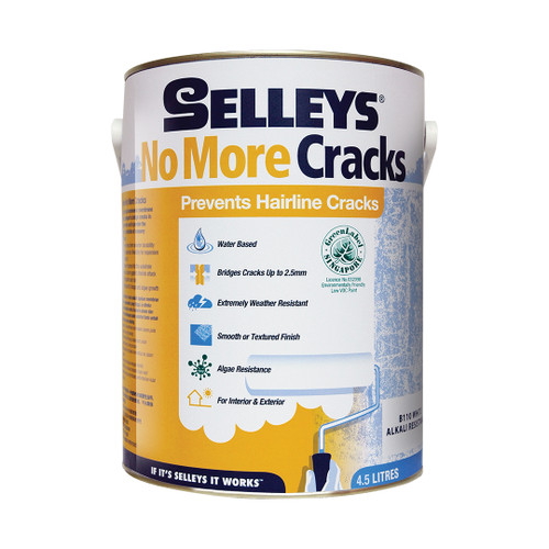 Selleys No More Cracks 1 Ltr