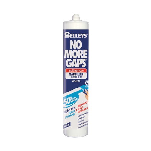 Selleys No More Gaps White 450G