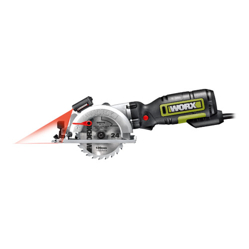 Worx 120Mm 710W Compact Circular Saw (Wu427.1)