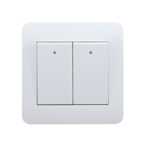 My Home Diy White 2 Gang 2 Way Switch