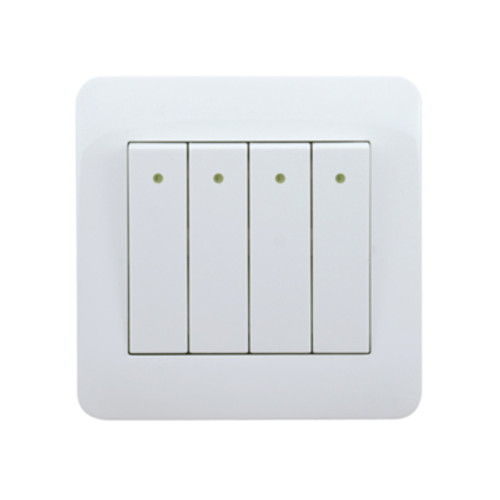 My Home Diy White 4 Gang 2 Way Switch