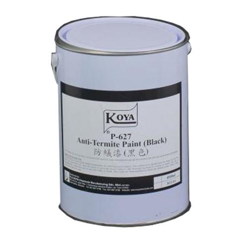 Koya Anti Termite Paint 4L P627 (Black)