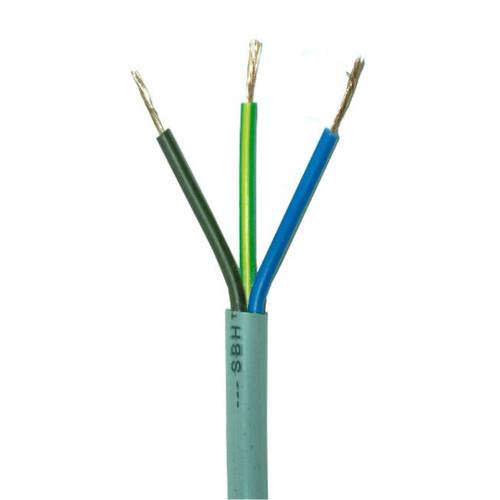 PVC Flex Cable 70/0076 3Core (Grey)