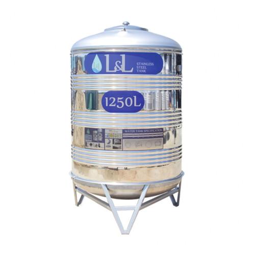 L&L Stainless Steel Water Tank VRS1250