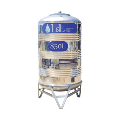L&L Stainless Steel Water Tank VRS850