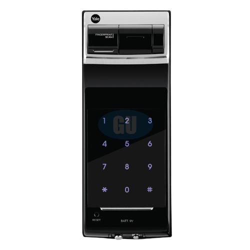 YALE BIOMETIC DIGITAL RIM LOCK YDR4110