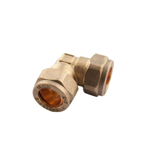 Copper Cxc Elbow 15MM X 15MM #5021