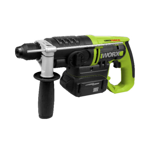 Worx WU381 20MM 18V 3-Function Rotary Hammer SDS-Plus