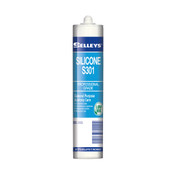 Selleys Silicone S301 White 330G