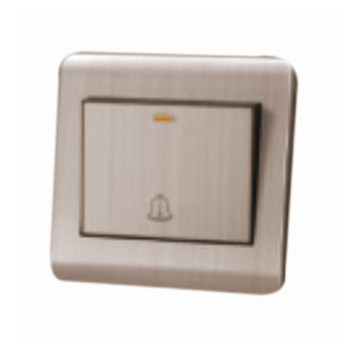 My Home Diy Champagne Doorbell Switch