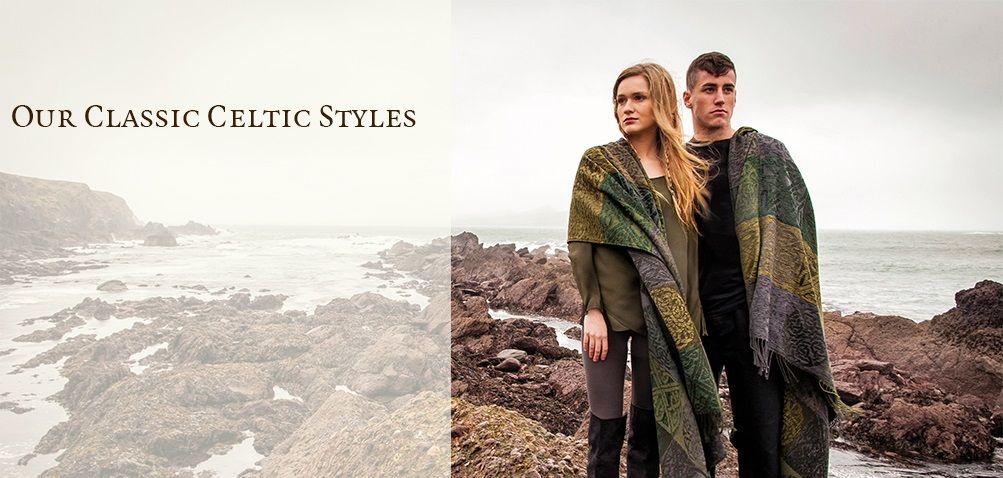 Celtic Designs - Irish & Aran