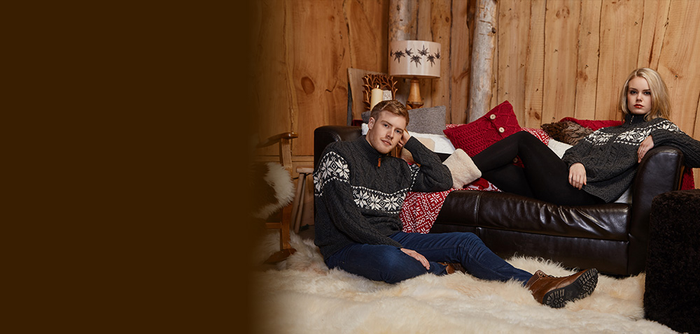 Irish Sweaters & Aran Sweaters for Christmas