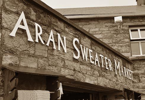 Aran Sweater Market, Since 1892 - Heritage & History
