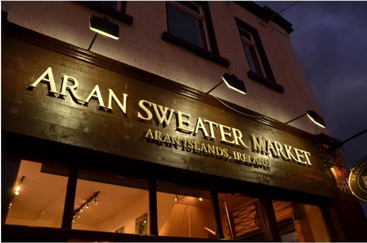 Aran Sweater Market, College Street, Killarney, Co. Kerry, Ireland