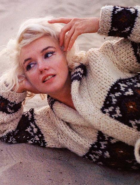 Forever In Fashion Marilyn Monroe Sweaters Aran