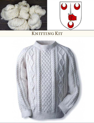 Mullan Knitting Kit