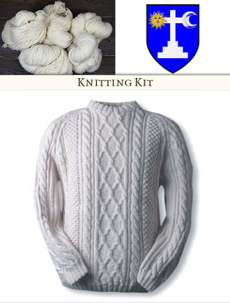 Martin Knitting Kit