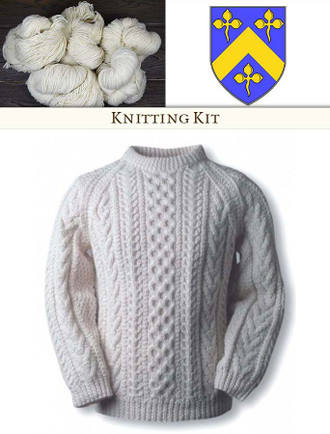 Lynch Knitting Kit