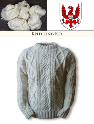 Joyce Knitting Kit