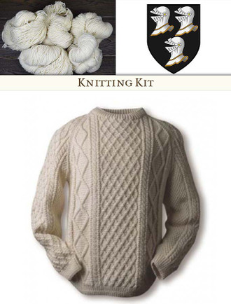 Kennedy Knitting Kit