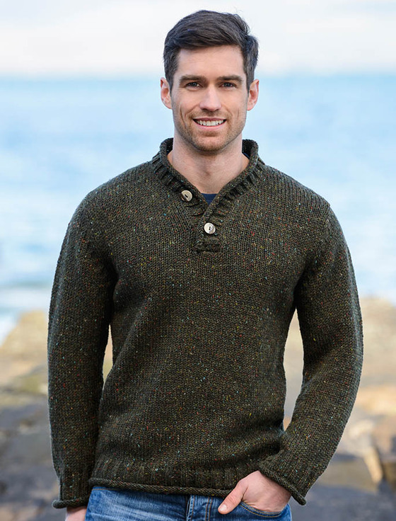 Donegal Sweater Men