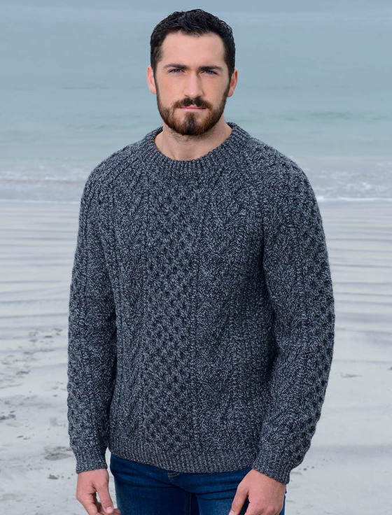 hand knit sweaters, hand knitted sweaters, irish knit sweaters