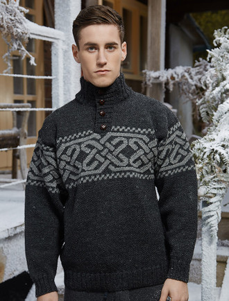 Celtic Troyer Sweater