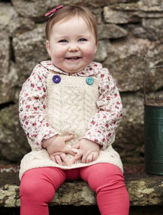 Baby/Toddler Pinafore Dress