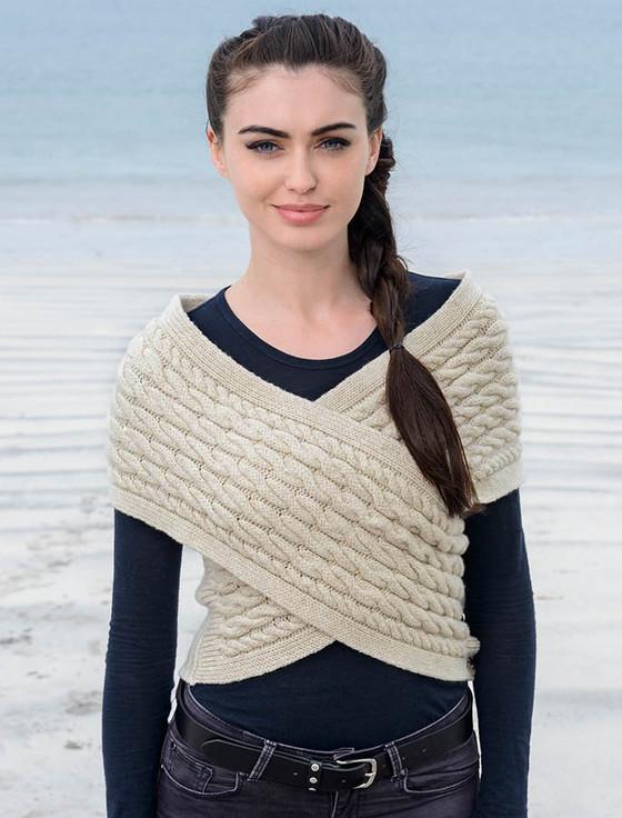 Fisherman S Sweater Womens