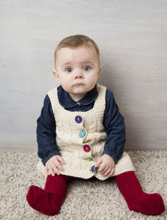 Baby/Toddler Button-Down Dress