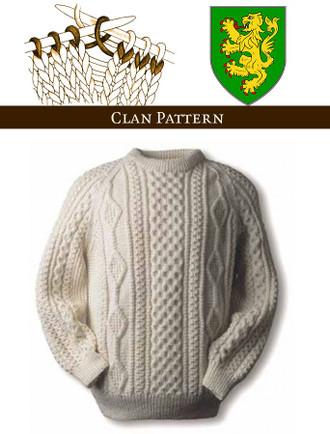 Duffy Knitting Pattern