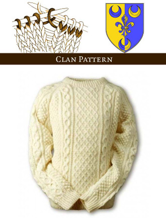 Kenny Knitting Pattern