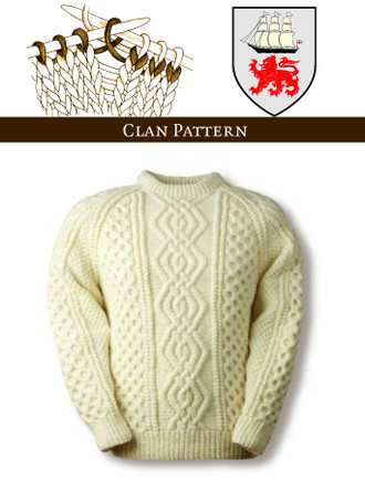 O'Leary Knitting Pattern