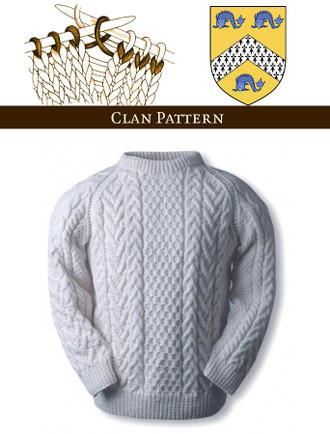 Regan Knitting Pattern