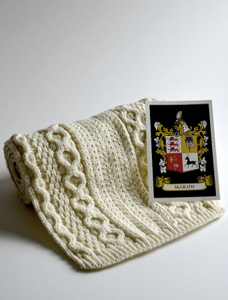 Mc Grath Clan Scarf