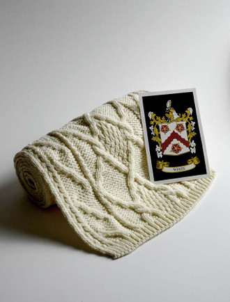 White Clan Scarf