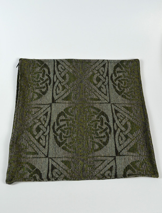GlenAran Celtic Cushion Cover