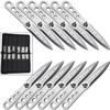 Japanese Shinobi Throwing Knife Set of 12 Pieces 440 Stainless