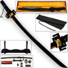 Functional Ichigo Tensa Bankai Sword Inspired by Anime Handmade FULL TANG Katana