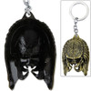 Aliens vs Predator Keychain LIMITED EDITION Yautja Hunter