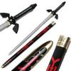 Zelda Twilight Master Sword Replica Black