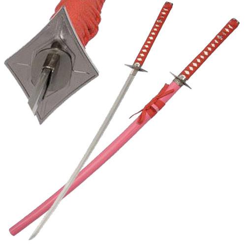 Anime Trepadora Luppi Sword Pink