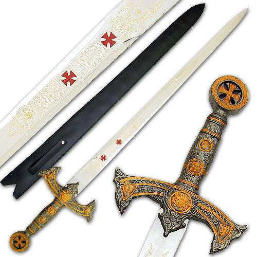 Knight's Templar Sword