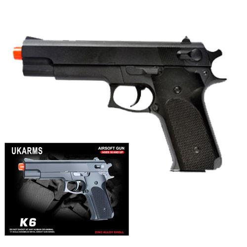 UKARMS K6 Metal Spring Pistol