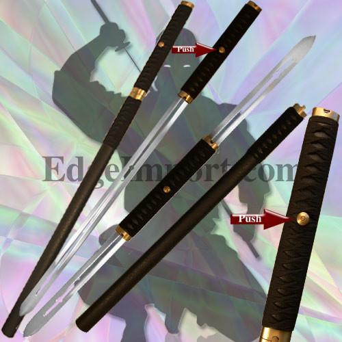 Twin Blade Ninja Sword