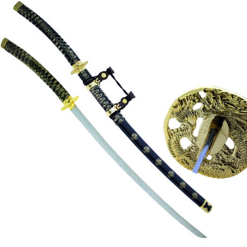 Black Dragon Katana Sword of Dark Malice.