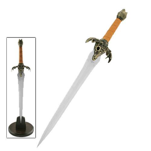Conan Dagger W/Stand