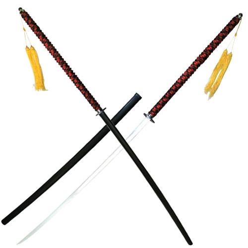 "68 1/2"" Overall ( 38 1/2"" Blade )Naginata Sword."