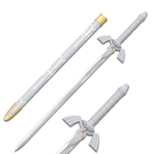 Zelda Twilight Master Sword Replica Whit